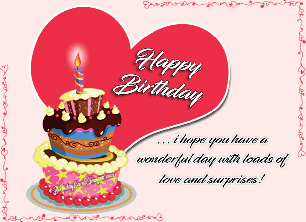 Happy Birthday... i hope you have a wonderful day with loads of love and surprises!